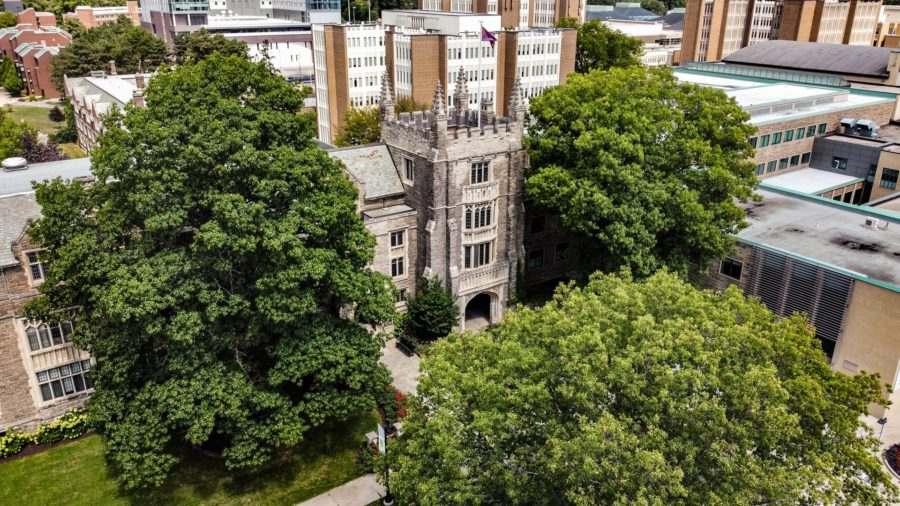 McMaster University, Hamilton, Ontario